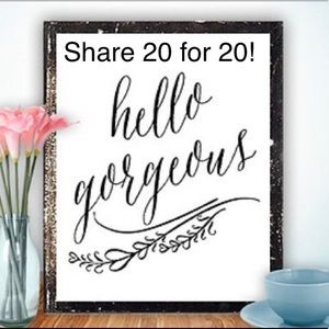Share 20 Listings for 20 Return Listing Shares!